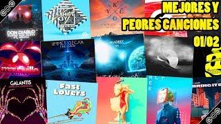 Canciones de la Semana 0102 (Don Diablo, Galantis, Deorro, DROELOE, BROHUG, Alok y mas)