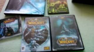 World of Warcraft Wrath of the Lich King Collector´s edition(sběratelská edice)