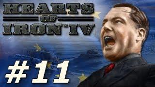 Hearts of Iron IV | Belgium Forms the European Union - Part 11