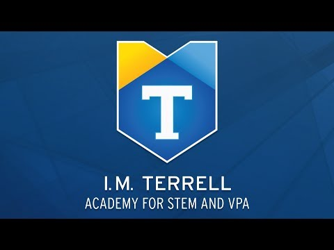 I. M. Terrell Academy for STEM and VPA Dedication