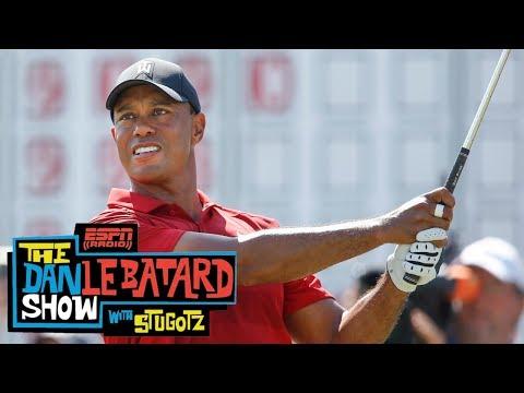 Tiger Woods winning Masters would be bigger than reaching 19 majors | The Dan Le Batard Show | ESPN thumbnail
