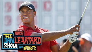 Tiger Woods winning Masters would be bigger than reaching 19 majors | The Dan Le Batard Show | ESPN