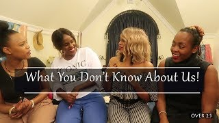 "What You Don""t Know About Us 