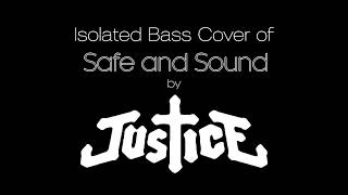 Safe And Sound Bass Cover Isolated