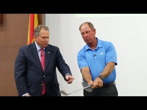 Golf made easy with PGA Teacher of the Year, Mike Malaska