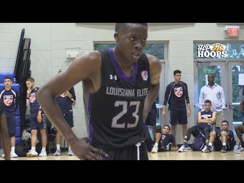 4-Star Forward Josh LeBlanc is a Beast! - High Major Prospect from Louisiana!