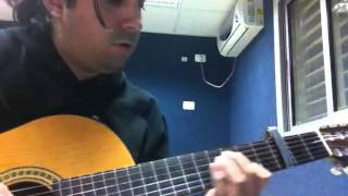 Britney Spears  Everytime acoustic cover
