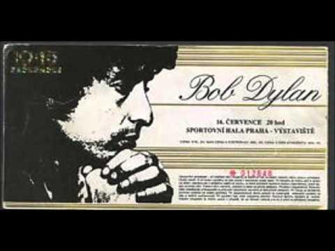 BOB DYLAN - Prague, Czech Rep., July 16, 1994 (Audio)