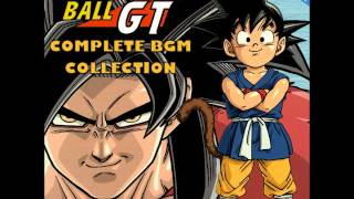 02 - Dragon Ball GT BGM - Battle Themes MIX