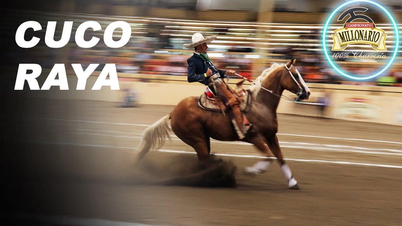 FINAL DEL CALADERO FUTURITY THV 2020 CUCO RAYA