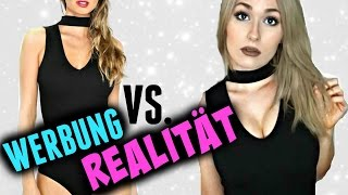 CHINA ONLINE SHOP - WERBUNG vs. REALITÄT #1 | Sonny Loops