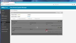 Créer DD Boost de l'utilisateur et de l'Unité de Stockage - Hadoop sur EMC Data Domain