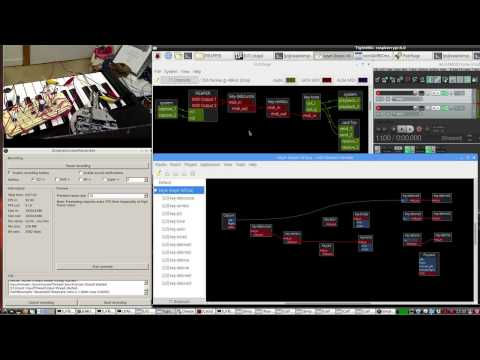 The ULTIMATE software CW KEYBOARD KEYER for the Raspberry PI - The