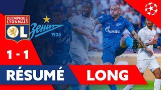 Résumé Long OL / Zenith  2019-2020 | UEFA Champions League | Olympique Lyonnais