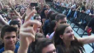 Скачать HURTS NOTHING WILL BE BIGGER THAN US U Park Festival 2016 HD