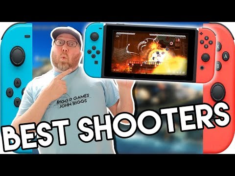 BEST SHOOTERS for Nintendo Switch | RIGGS