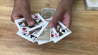 Amazing Original Card Trick