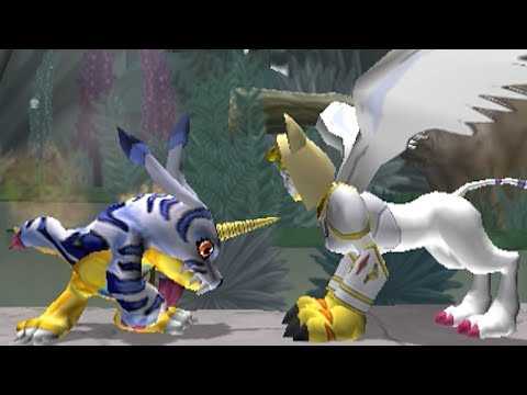 First 30 Minutes: Digimon Rumble Arena 2 [XBOX/PS2/GC]