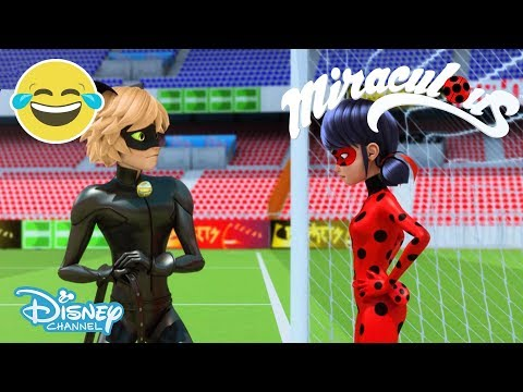 Miraculous Tales of Ladybug & Cat Noir | Origins | Official Disney Channel UK