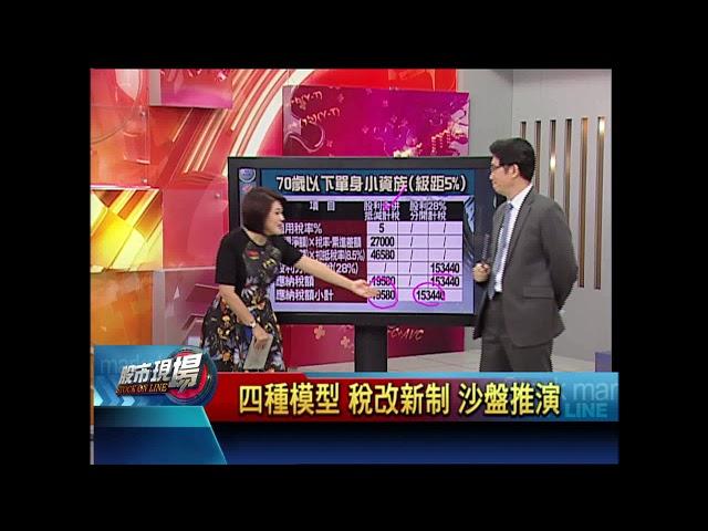 【股市現場-非凡商業台鄭明娟主持】20180511part.5(鄒蘇生)
