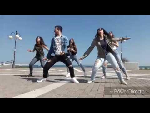 CNCO - Reggaetón Lento (Bailemos) - (official Choreography)