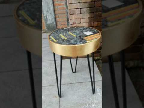 Resin stool