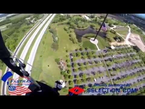 Acuity Insurance Flag Pole Dedication - YouTube
