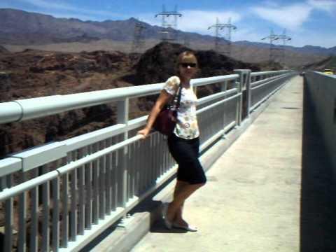 Hoover Dam By Pass Bridge Boulder City Nevada Arizona 2011