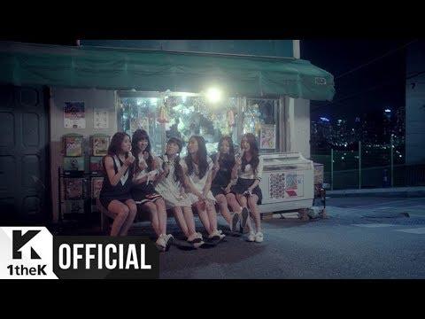 [MV] GFRIEND(여자친구) _ Me Gustas Tu(오늘부터 우리는)