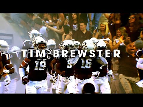 Dan Barreiro - Texas A&M Presents: Tim Brewster