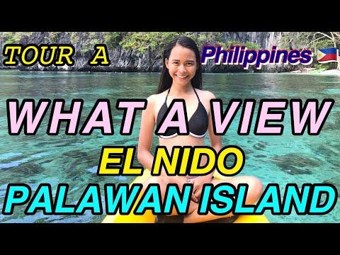 | TOUR A | EL NIDO PALAWAN ISLAND | PHILIPPINES 🇵🇭