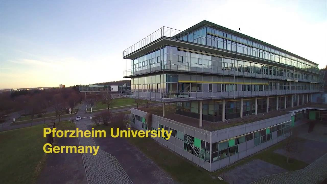 Our new video about Pforzheim University