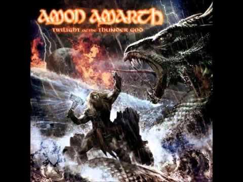 Amon Amarth - Twilight of Thunder God | Full Album 1080p HD
