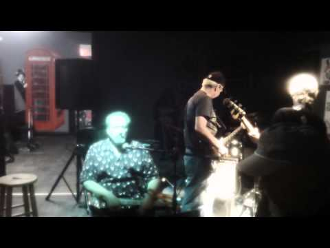 Cafe Charlie Jam - 10-27-14 featuring Mike Delaney