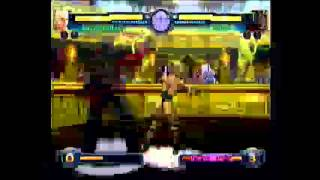 Duke is cheap! -King of Fighters: Maximum Impact [XBOX]