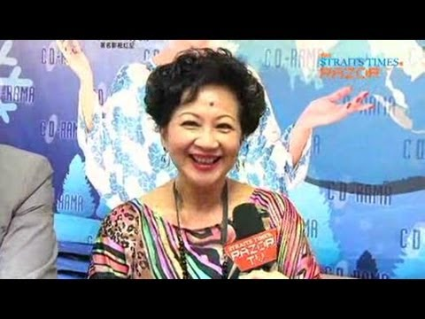 She wants to do a Gong Li! (Nancy Sit Pt 1)