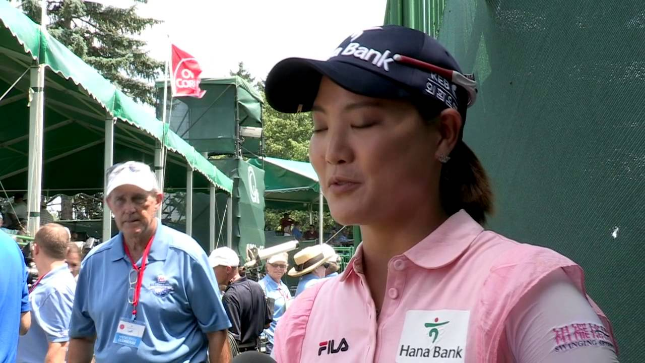 so yeon ryu s second round interview at the marathon classic so yeon ryu s second round interview at the marathon classic presented by owens corning and o i