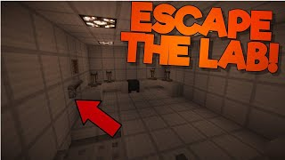 ESCAPE THE LAB! |