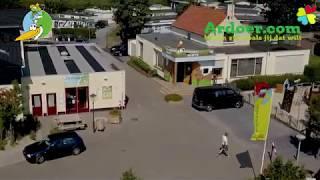 Ardoer camping de Zwinhoeve vanuit de lucht