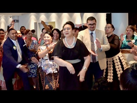 Wedding Reception Dances - Tevita & Ivana Maka Wedding Celebration