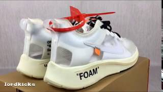 ... Off White Nike Zoom Fly Unboxing + Detailed Look!