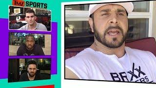 Floyd Mayweather's Bodyguard Describes Gunshot Incident | TMZ Sports