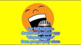 nee illu bangaram kanu karaoke   gaja donga karaoke
