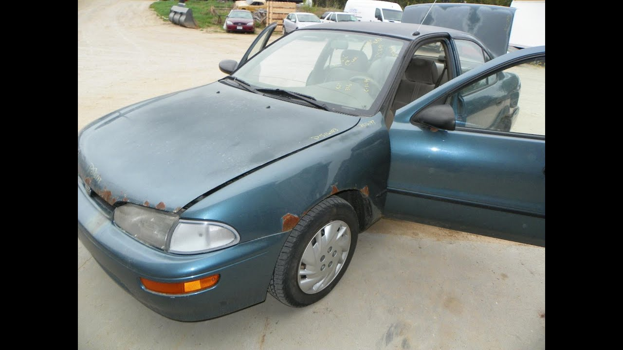 hight resolution of ps1693 1995 chevrolet prizm 1 6 automatic 283468miles elmers auto salvage