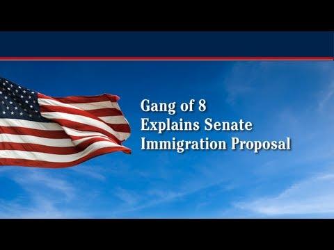 Gang of 8 Explains Senate Immigration Proposal
