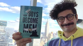 Where BOYS Become MEN - THA BOOK REVIEW