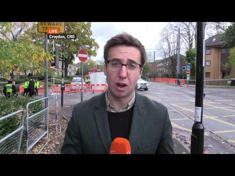 LIVE REPORTS: First victim named in Croydon tram crash