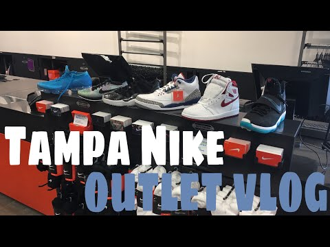 Nike Outlet Tampa, FL | Adidas Outlet | Soleciety