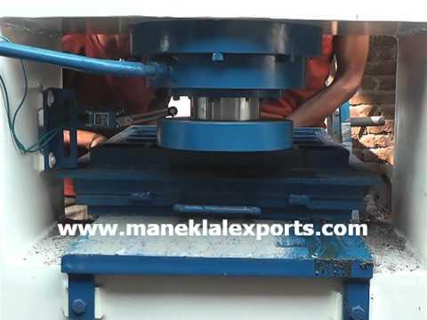 Manek Hydraulic Tile Press For Cement Amp Mosaic Tiles