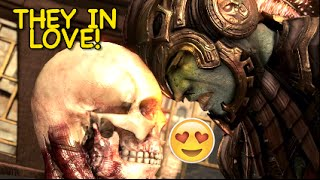 THESE MODAPH#%KAS IN LOVE YALL! [STORY TIME!] [MORTAL KOMBAT X] [#02]